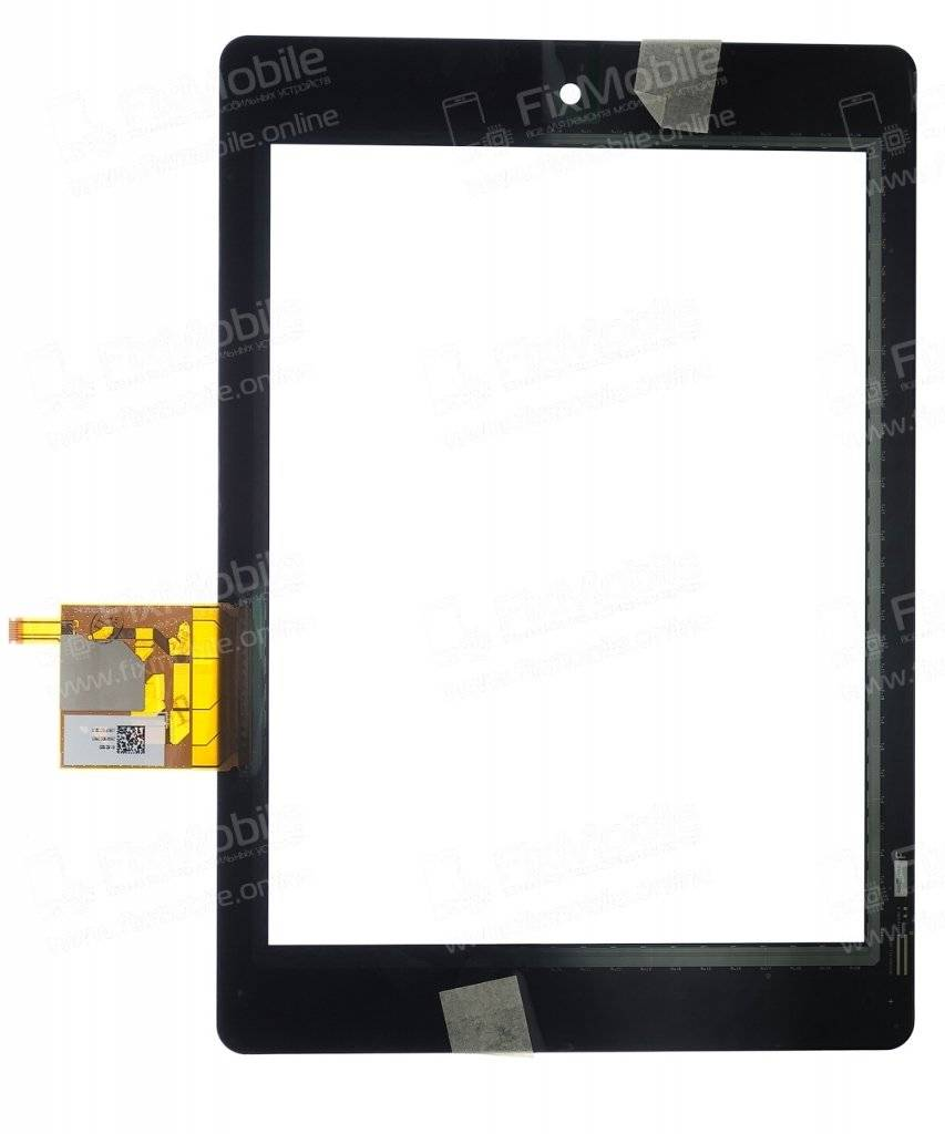 Тачскрин (сенсор) для Acer Iconia Tab A1-811 (черный)