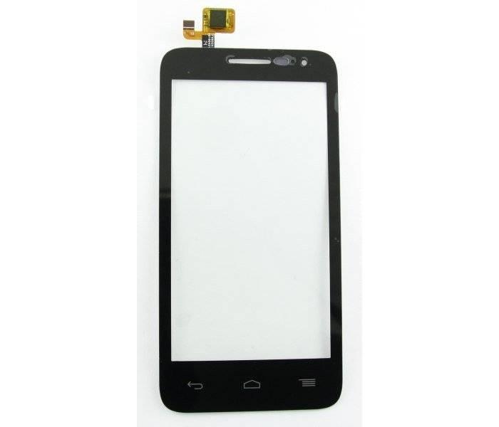 Тачскрин (сенсор) для Alcatel Pop D3 (5038D) (черный)