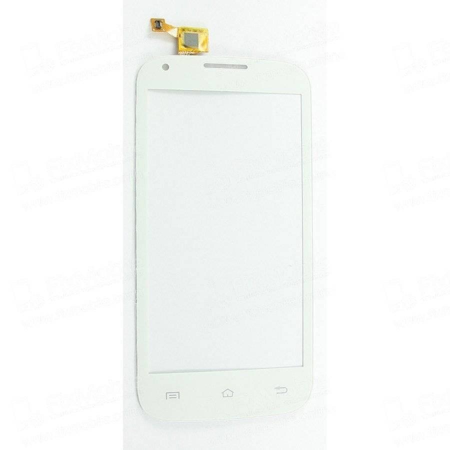 Тачскрин (сенсор) для Fly Era Nano 6 (IQ4406) (белый)