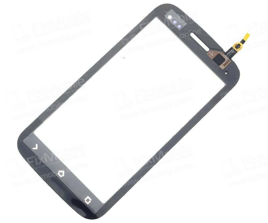Тачскрин (сенсор) для Fly Horizon (IQ450) (белый)