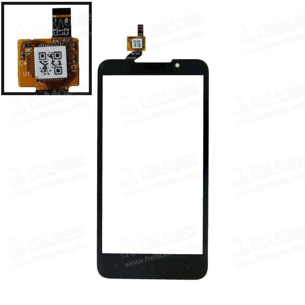 Тачскрин (сенсор) для HTC Desire 516 Dual (черный)
