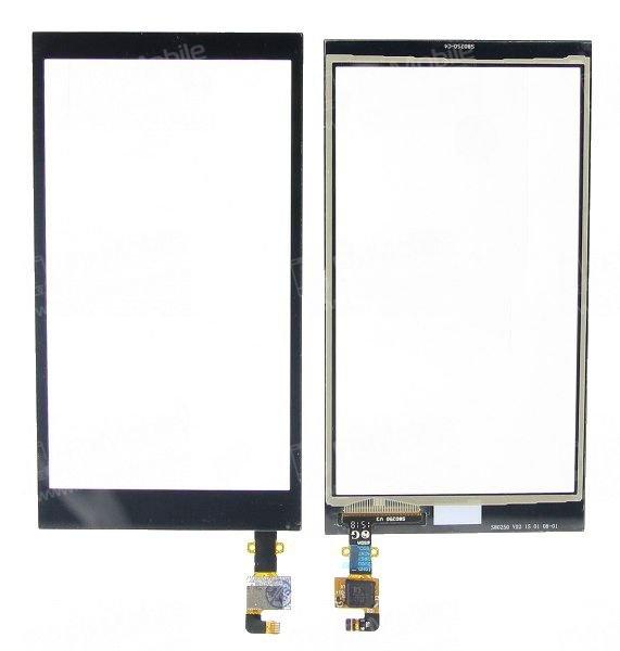 Тачскрин (сенсор) для HTC Desire 620G (черный)