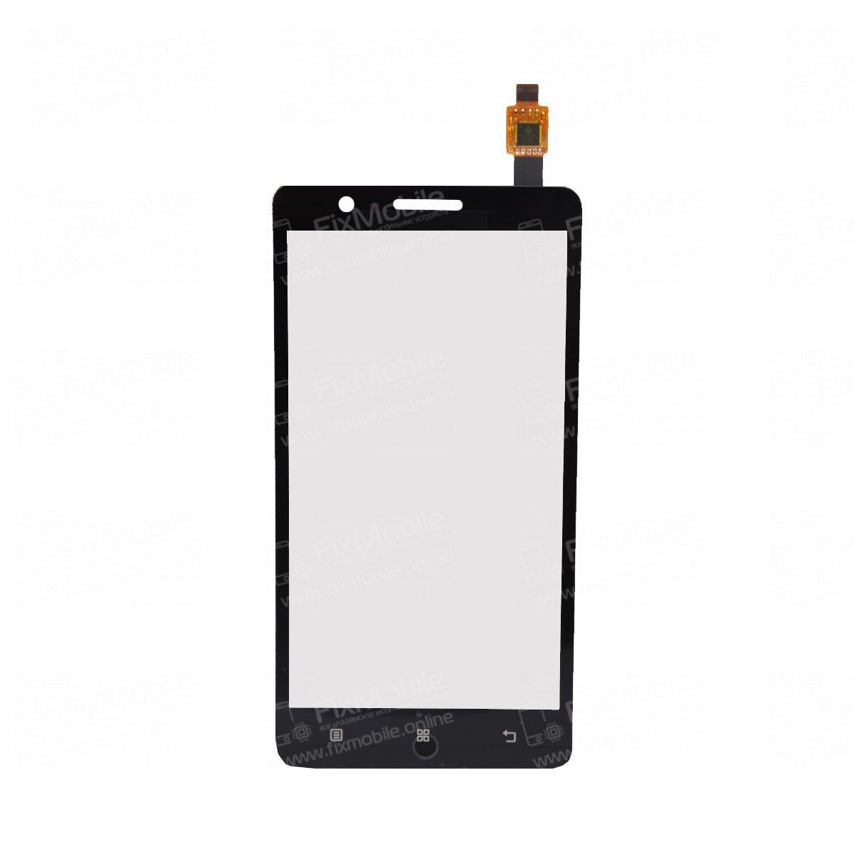 Тачскрин (сенсор) для Lenovo A536 (черный)