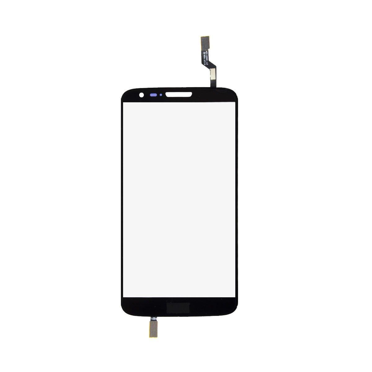 Тачскрин (сенсор) для LG Optimus G2 (D802) (черный)