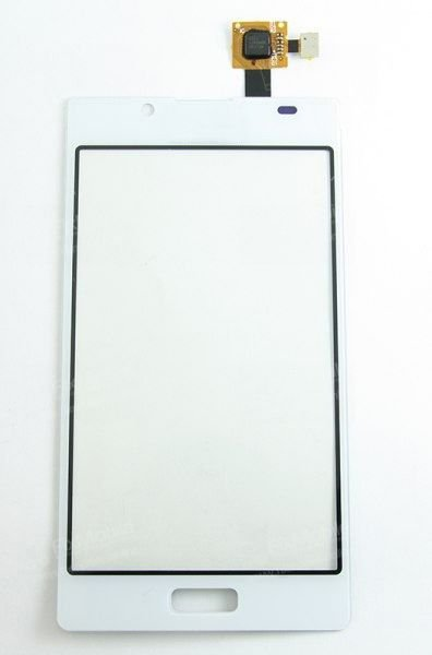 Тачскрин (сенсор) для LG Optimus L7 (P705) (белый)