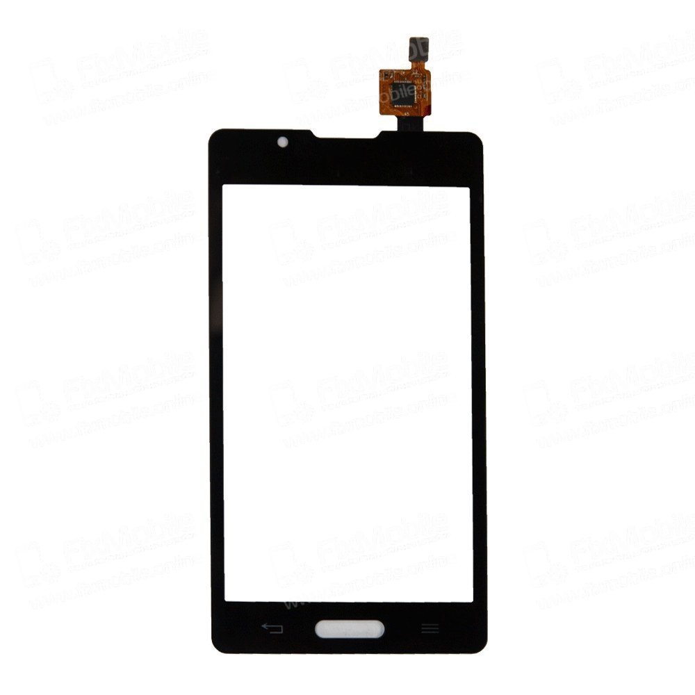 Тачскрин (сенсор) для LG Optimus L7 ll (P713) (черный)