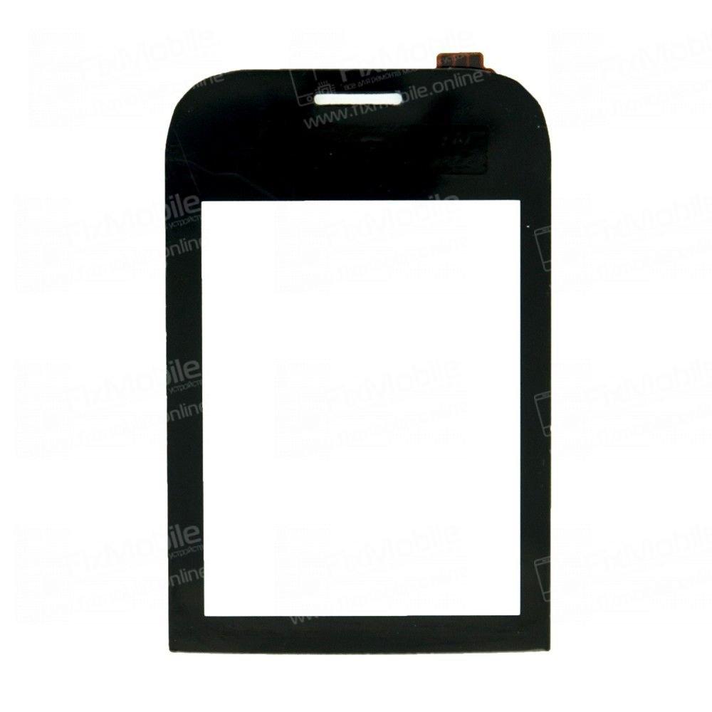 Тачскрин (сенсор) для Nokia 203 (черный)