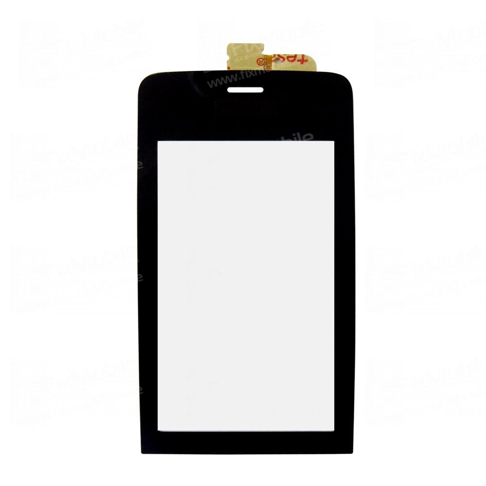 Тачскрин (сенсор) для Nokia 309 (черный)