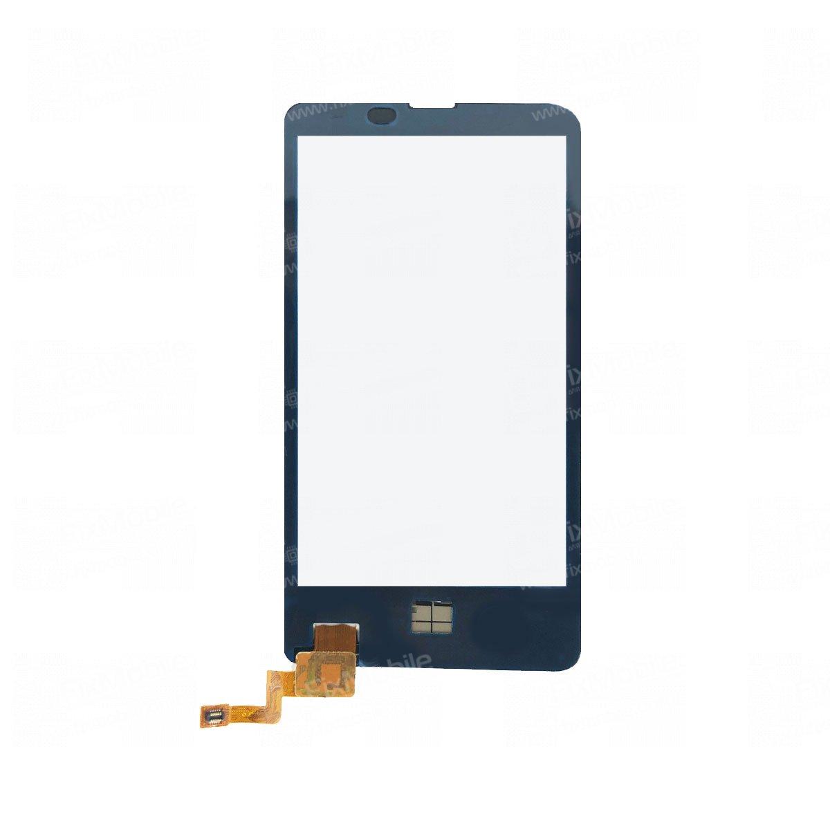 Тачскрин (сенсор) для Nokia RM-980 (черный)