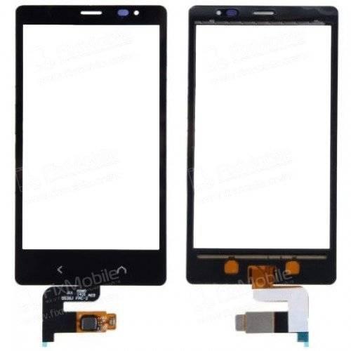 Тачскрин (сенсор) для Nokia RM-1013 (черный)