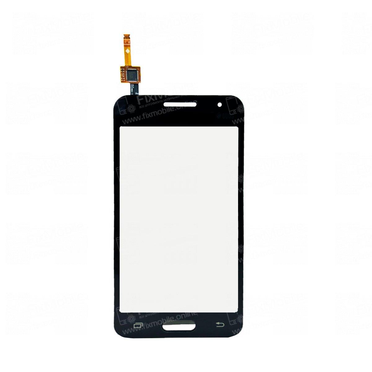 Тачскрин (сенсор) для Samsung Galaxy Core 2 (G355H) (черный)