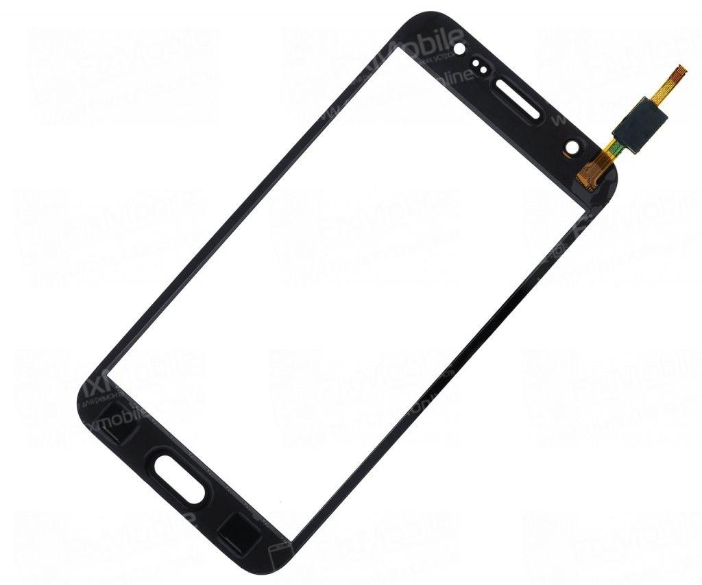 Тачскрин (сенсор) для Samsung Galaxy J5 (J500F) (золото)