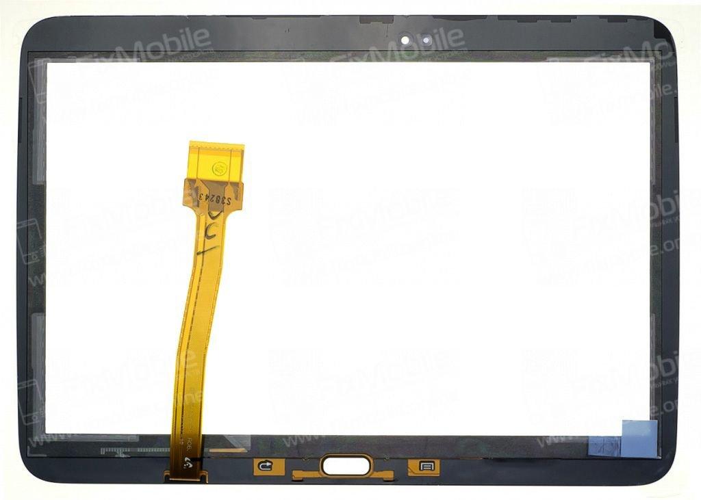 Тачскрин (сенсор) для Samsung Galaxy Tab 3 10.1 3G (P5210) (черный)