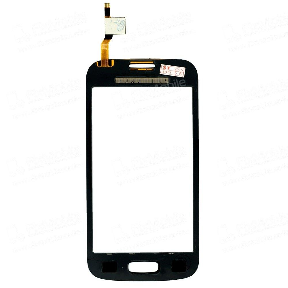 Тачскрин (сенсор) для Samsung Galaxy Star Plus (S7262) (черный)