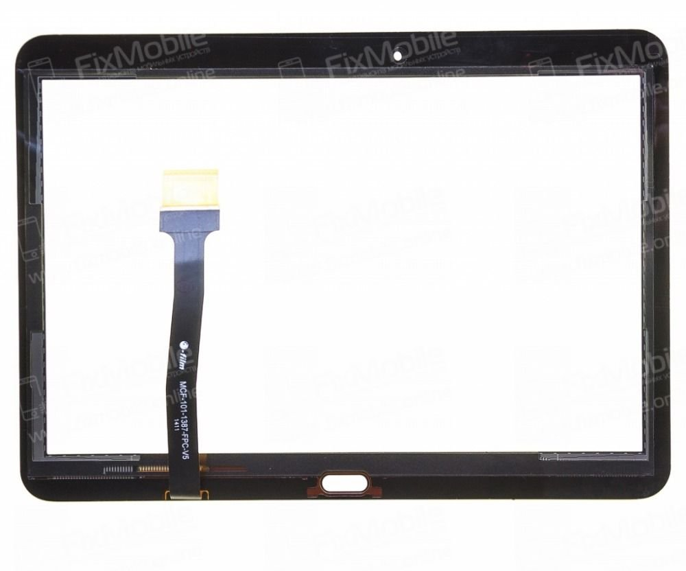 Тачскрин (сенсор) для Samsung Galaxy Tab 4 10.1 WiFi (T530) (черный)