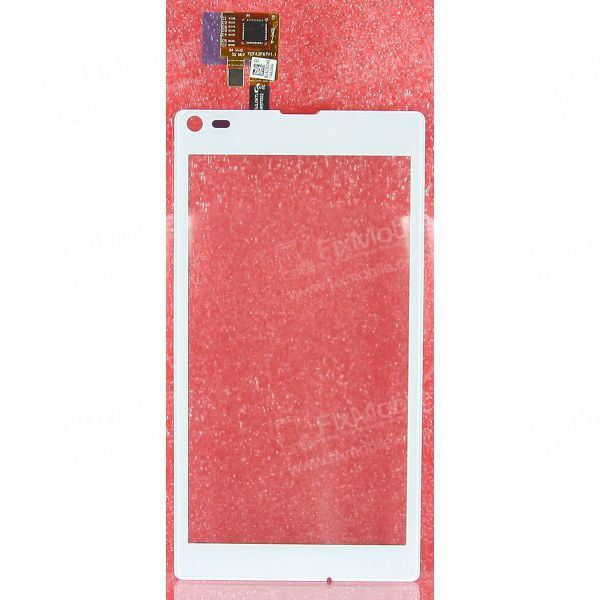 Тачскрин (сенсор) для Sony Xperia L (C2105) (белый)