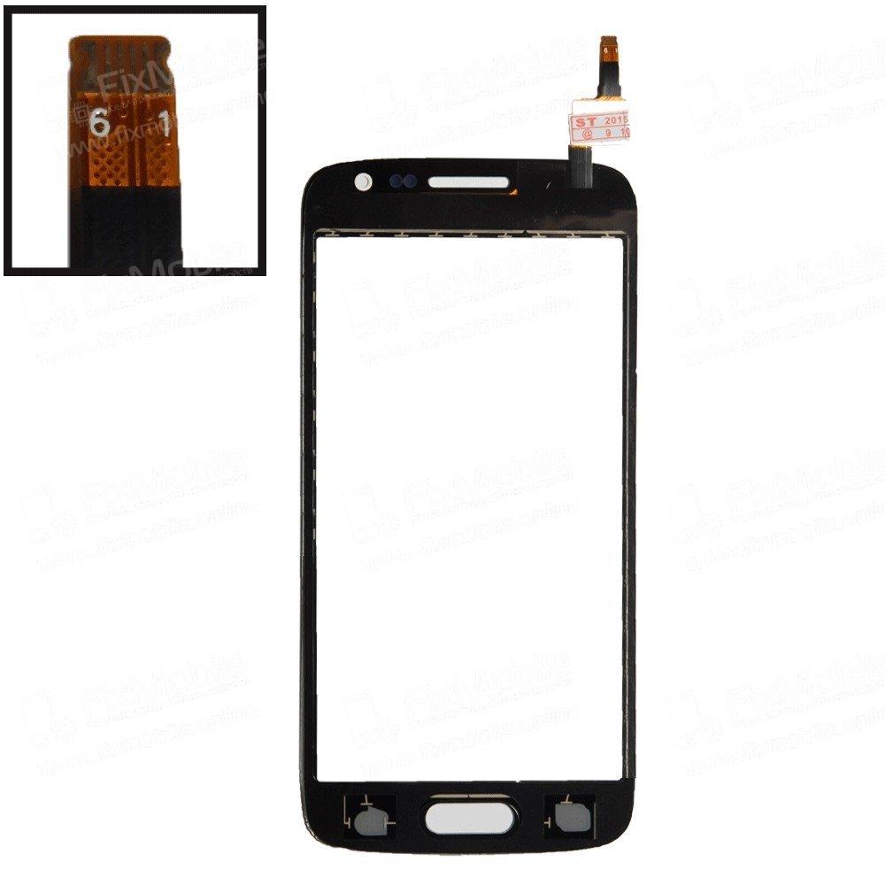 Тачскрин (сенсор) для Samsung Galaxy Core LTE (G386F) (белый)
