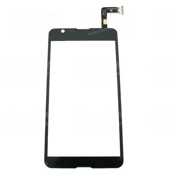 Тачскрин (сенсор) для Sony Xperia E4g (E2003) (черный)