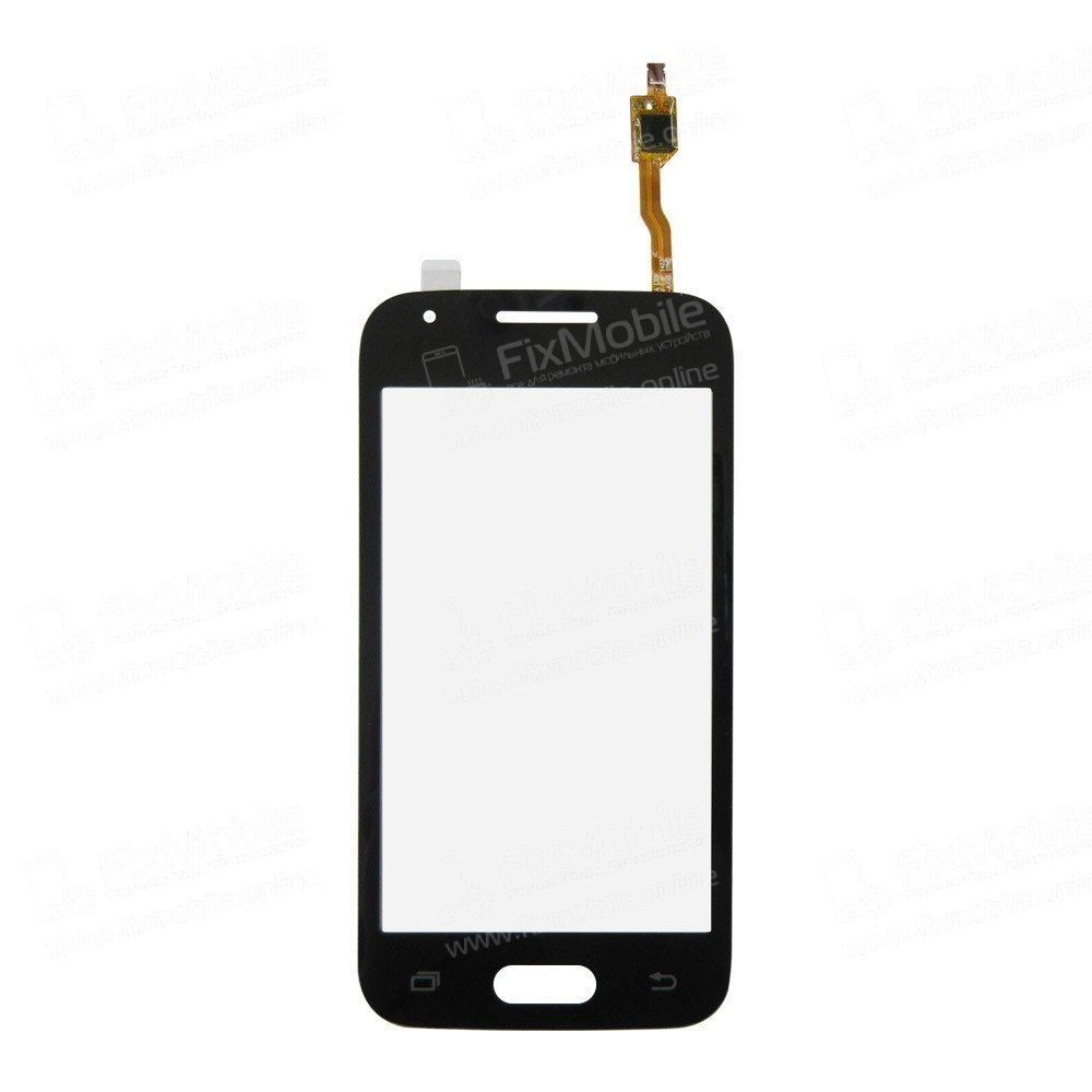 Тачскрин (сенсор) для Samsung Galaxy Ace 4 Neo (G318H) (черный)