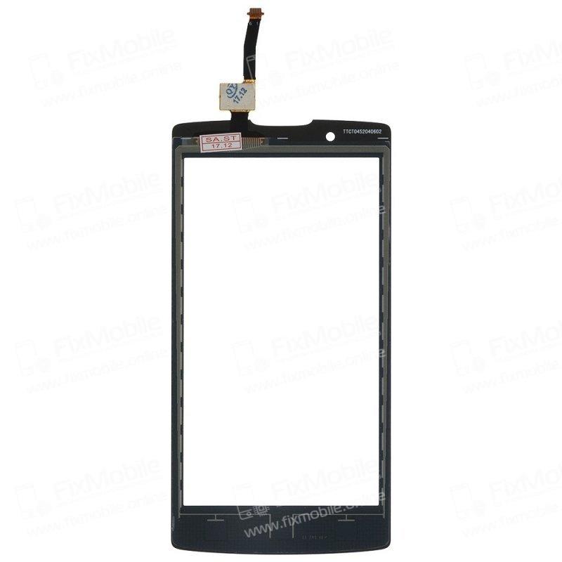 Тачскрин (сенсор) для Lenovo A2010 (черный)