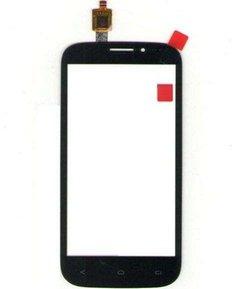 Тачскрин (сенсор) для Fly Spark (IQ4404) (черный)