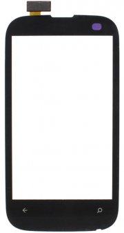 Тачскрин (сенсор) для Nokia Lumia 510 (черный)