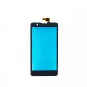 Тачскрин (сенсор) для ZTE V993W (черный)