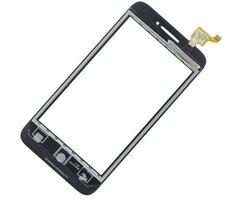 Тачскрин (сенсор) для Alcatel Pixi 3 (401) (черный)