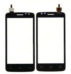 Тачскрин (сенсор) для Prestigio MultiPhone 3501 DUO (черный)