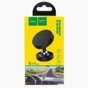 Держатель автомобильный магнитный HOCO CA36 Plus (черный) — 3